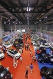 Automobilausstellung in Chongqing stockbilder