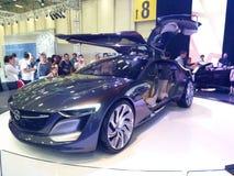 Automobilausstellung 2015 Istanbul, Truthahn Stockbild