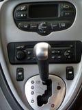 AutomobilBasissteuerpult lizenzfreies stockbild
