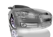 The automobile Royalty Free Stock Photos