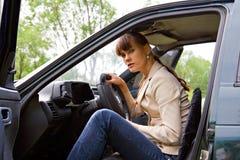 In automobile Fotografia Stock Libera da Diritti