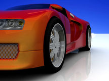 The automobile Stock Images