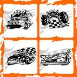 Automobile. royalty illustrazione gratis