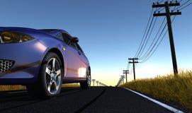 The automobile Stock Photo