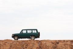 automobile 4WD Immagini Stock