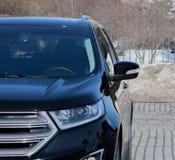 Automobile al parcheggio Fotografia Stock Libera da Diritti
