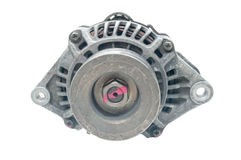 Automobile Alternator Royalty Free Stock Photo