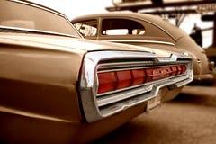 Automobile americana Immagini Stock