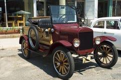 Automobile americana 4 dell'annata Fotografia Stock