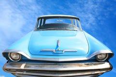 Automobile americana 50-60's dell'annata immagine stock libera da diritti
