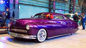 Automobile americana classica Fotografie Stock Libere da Diritti