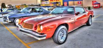 Automobile americana classica del muscolo immagini stock