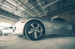 Automobile americana del muscolo Fotografia Stock