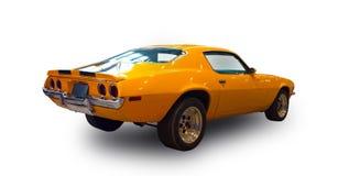 Automobile americana del muscolo Priorità bassa bianca Immagini Stock