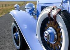 automobile americana di bellezza degli anni 20 Fotografia Stock Libera da Diritti