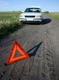 Automobile analizzata Fotografia Stock Libera da Diritti