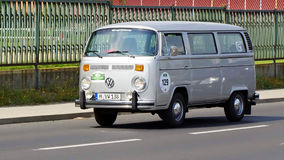 Automobile antica, classico 2014 di Sassonia Fotografie Stock