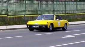 Automobile antica, classico 2014 di Sassonia Fotografia Stock