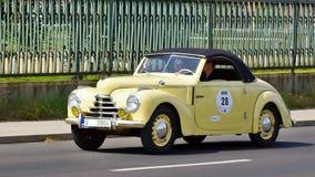 Automobile antica, classico 2014 di Sassonia Fotografie Stock Libere da Diritti
