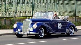 Automobile antica, classico 2014 di Sassonia Fotografia Stock Libera da Diritti