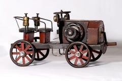Automobile antica del giocattolo Fotografie Stock
