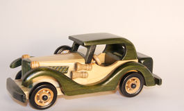 Automobile antica del giocattolo Fotografia Stock