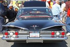 Automobile antica di Chevrolet Impala ss Fotografie Stock