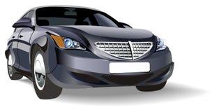 Automobile astratta di vettore Fotografie Stock