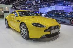 Automobile avvantaggiosa del coupé di Aston Martin V8 S Fotografia Stock