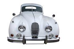 Automobile bianca Immagini Stock Libere da Diritti