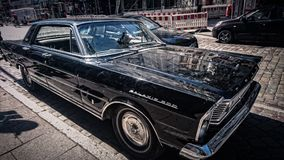 Automobile, Black, Bumper Stock Photography