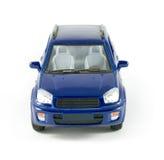 Automobile blu Fotografie Stock