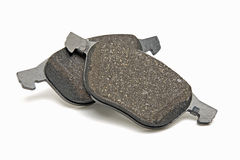 Automobile brake pad Royalty Free Stock Photo