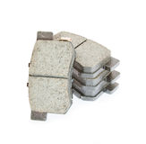 Automobile brake pads Stock Photo
