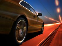 The automobile Stock Photography