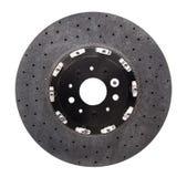 Automobile ceramic composite brake disk Stock Image