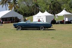 Automobile classica alla località di soggiorno di Boca Raton Fotografia Stock Libera da Diritti