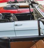 Automobile classica Alpha Romeo Immagine Stock Libera da Diritti