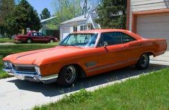 Automobile classica del muscolo 60s Fotografia Stock