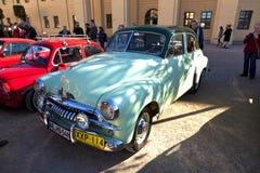 Automobile classica Holden alla manifestazione di fiore di BUGA Immagini Stock