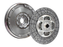 the automobile clutch royalty free stock photo