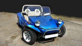 Automobile con errori della spiaggia di Volkswagen, fuoristrada Fotografia Stock