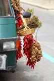 Automobile con le erbe e le spezie Fotografia Stock Libera da Diritti
