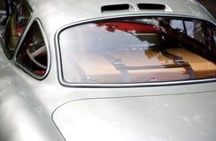 Automobile con le valigie Fotografia Stock Libera da Diritti