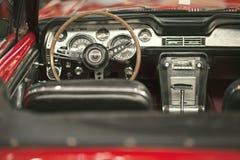 Automobile convertibile classica Fotografia Stock Libera da Diritti