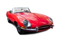 Automobile convertibile d'annata Immagini Stock