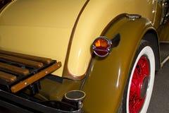 Automobile costosa del collettore Fotografia Stock