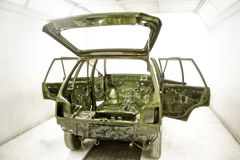 Automobile custom design and paint workshop India