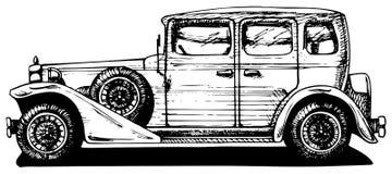 Automobile d'annata Immagine Stock Libera da Diritti
