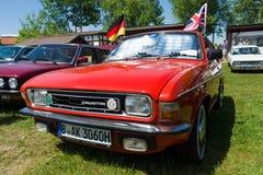 Automobile d'annata Austin Allegro Fotografia Stock
